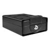 MOX983513 - Barska Compact Safe Key Lock Safe w- Mounting Sleeve AX11812