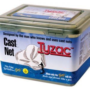 MOXN3 300x300 - Betts Tyzac 5 Foot Nylon Cast Net 3/8 inch Mesh