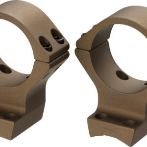 "ZA12533 300x300 - Browning X-lock Mounts 1"" High - 2-pc Bronze For X-bolt"