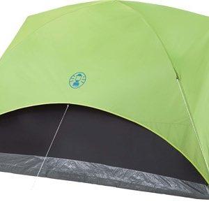 ZA2000033189 300x292 - Coleman Carlsbad Dome Tent w- Screen Room 4 Person 9'x7'x4'