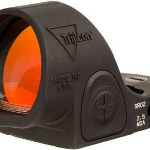 ZA2500002 300x300 - Trijicon SRO Sight Adj. Led - 2.5 Moa Red Dot W-O Mount