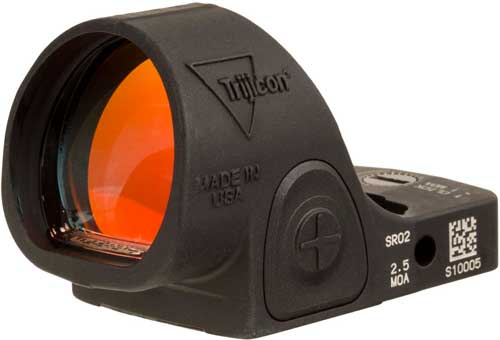 ZA2500002 - Trijicon SRO Sight Adj. Led - 2.5 Moa Red Dot W-O Mount