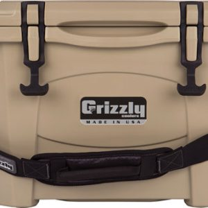 ZA400001 2 300x300 - Grizzly Coolers Grizzly G15 Tan 15 QT Cooler
