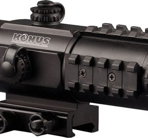 ZA7203K 300x279 - Konus Red-blue Dot Sightpro - Pts2 2.8moa 3x30 Dual Rail Mnt