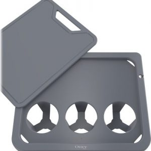 ZA7851282 2 300x300 - Otterbox Side Table & Cutting Board For Venture Coolers Grey