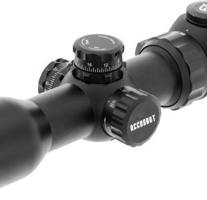 ZAOP3G1563CRWQ 300x291 - UTG Crossbow Scope 1.5-6x36 A0 - RGB BDC Reticle 30mm Tube