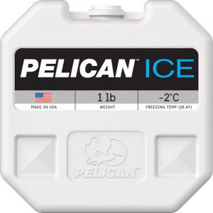 ZAPI1LBBLU 300x300 - Pelican 1LB Ice Pack White - Reusable