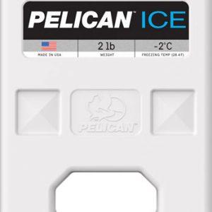 ZAPI2LBBLU 300x300 - Pelican 2LB Ice Pack White - Reusable