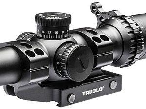 ZATG8516TLR 300x226 - Truglo Omnia 1-6x24mm Scope - 30mm Tube Ir Sp W-1pc Mount Do