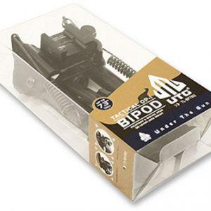 "ZATLBP78Q 300x300 - Utg Bipod Tactical Op 5.9-7.3"" - Picatinny Mount W-stud Adapter"