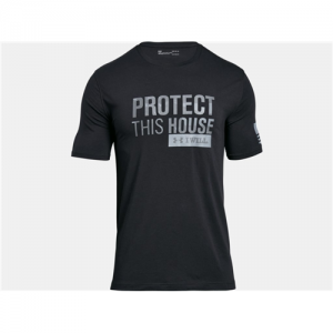 KR21300410002LG 300x300 - Under Armour Men's Freedom Protect This House T-Shirt