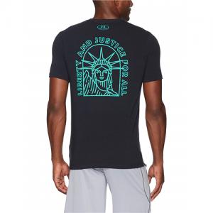 KR213167740013XL 300x300 - Under Armour Men's Freedom Lady Liberty T-Shirt
