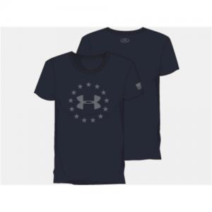 KR21333372001LG 300x300 - Under Armour Women's Freedom Logo T-Shirt