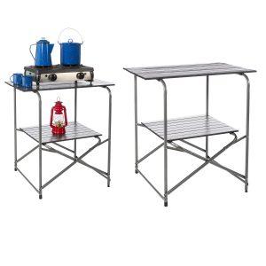 MOX4013032 300x300 - Kamp-Rite 2 Tier Kwik Prep Table