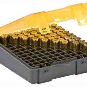 ZA122500 300x300 - Plano Ammo Box .38-.357 - 100-rnds Flip Top