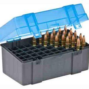 ZA123050 300x300 - Plano Ammo Box Large Rifle - 50-rnds Flip Top