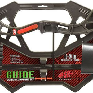 ZA42105RRD 300x300 - Pse Bow Kit Guide Compound - Youth 12-29# Black Ages 10+