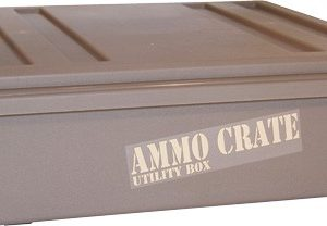 "ZAACR572 300x208 - Mtm Ammo Crate Acr5 - Dark Earth 4.50"" Deep"