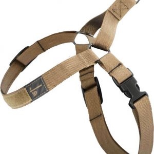 """ZAK9H00102M 300x300 - Us Tactical K9 Harness Medium - Up To 23-29"""" Coyote!"""