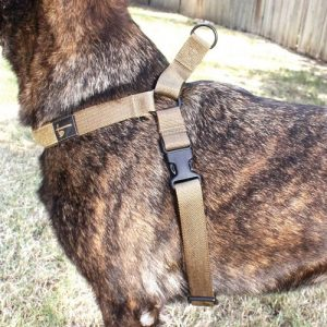 """ZAK9H00102XL 1 300x300 - Us Tactical K9 Harness X-large - Up To 30-53"""" Coyote!"""