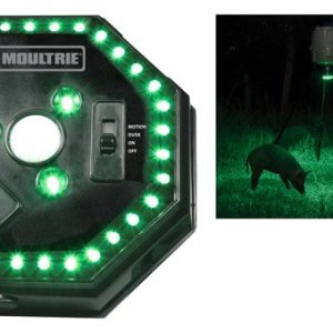 ZAMFA12651 300x300 - Moultrie Feeder Hog Light 30' - Radius Green Led Motion Activa