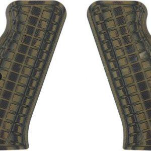 ZAP61110 300x300 - Pachmayr Dominator G10 Grips - Cz 75 Green-black Grappler