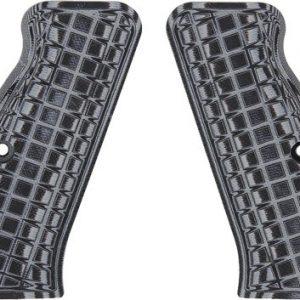 ZAP61111 300x300 - Pachmayr Dominator G10 Grips - Cz 75 Gray-black Grappler