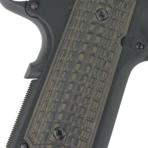 ZAP61114 300x300 - Pachmayr Dominator G10 Grips - Cz75 Compact Grn-blk Grappler