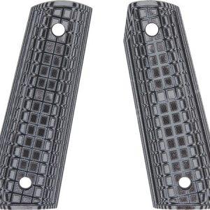 ZAP61131 300x300 - Pachmayr Dominator G10 Grips - Ruger 22-45 Gray-blk Grappler