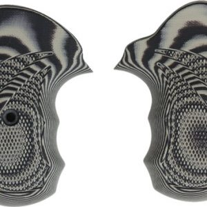 ZAP61221 300x300 - Pachmayr G10 Grips Ruger Sp101 - Grey-black Checkered