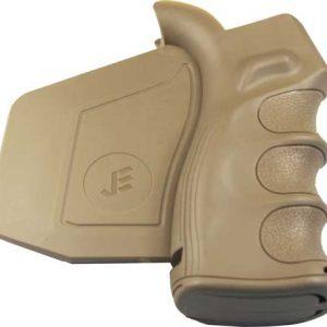ZAPSPG2TCA 300x300 - Je Featureless Paddle Grip - Ergonomic Ca Compliant Tan