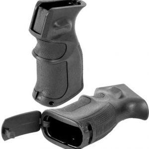 ZAPSPG8B 300x300 - Je Ak47 Ergonomic Pistol Grip - W-single Finger Groove Black