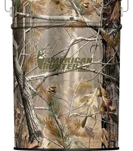 ZAR50PROAP 265x300 - American Hunter Feeder Hanging - 50lb Metal Hopper Rt-ap Camo