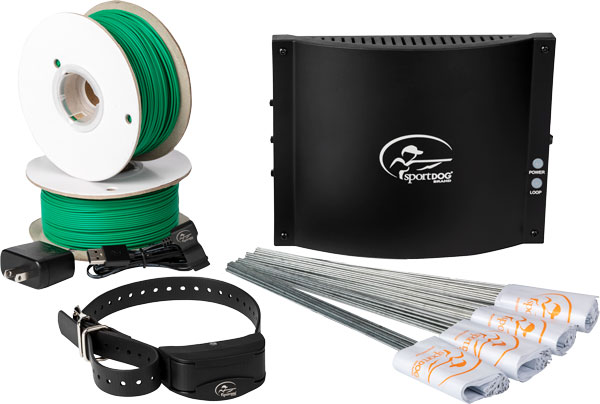 ZASDF100C - Sportdog In-ground - Rechargeable Fence System