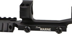 "ZAWARAMP1 300x142 - Warne Ramp Mount 1"" Tactical - Picatinny Black"