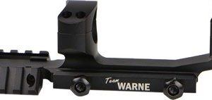 ZAWARAMP30 300x142 - Warne Ramp Mount 30mm Tactical - Picatinny Black