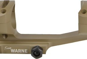 "ZAWAXSKEL1DE 300x205 - Warne X-skel Mount 1"" - Picatinny Dark Earth"