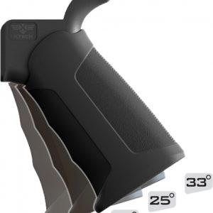 ZAX00005 1 300x300 - Xtech Grip Atg Ar-15 Black - Adjustable Tactical Grip