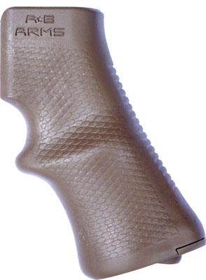 ZAZABASBRPFDE - Ab Arms Grip Sbr P Pistol Grip - Ar-15 Fde