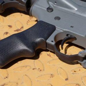ZAZABASBRP 1 300x300 - Ab Arms Grip Sbr P Pistol Grip - Ar-15 Black