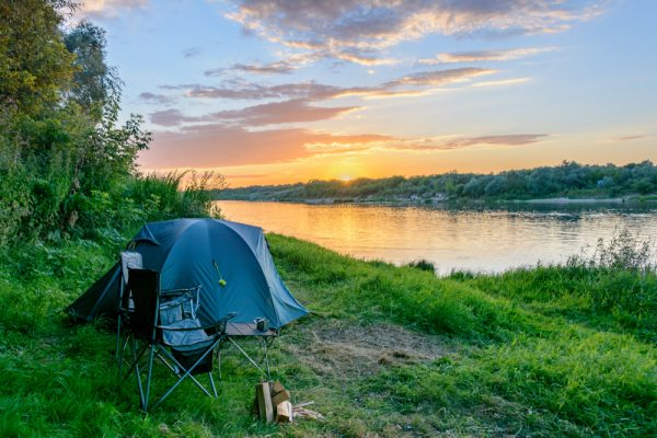 Five Tips for Camping