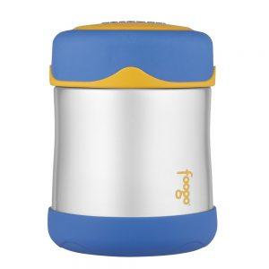 CW40679 300x300 - Thermos Foogo Leak-Proof Food Jar Blue 10 oz