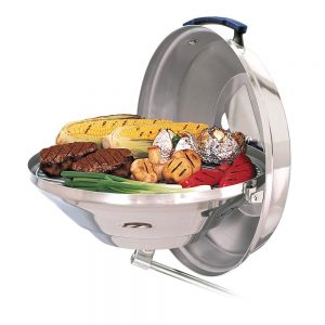 """CW42642 300x300 - Magma Marine Kettle Charcoal Grill - Party Size 17"""""""
