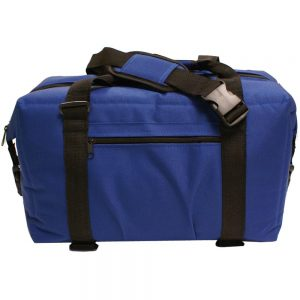 CW45988 300x300 - NorChill 12 Can Soft Sided Hot-Cold Cooler Bag - Blue