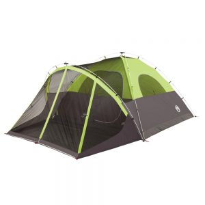 CW54353 300x300 - Coleman Steel Creek Fast Pitch Screened Dome Tent - 6 Person