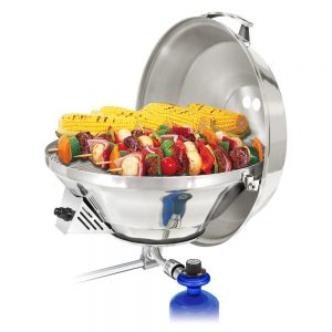 """CW58412 300x300 - Magma Marine Kettle 3 Gas Grill - Party Size - 17"""""""