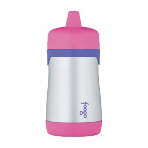 CW64219 300x300 - Thermos Foogo Vacuum Insulated Hard Spout Sippy Cup - Pink