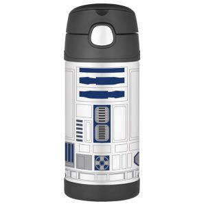 CW69650 300x300 - Thermos FUNtainer Stainless Steel, Insulated Straw Bottle - Star Wars - 12 oz.
