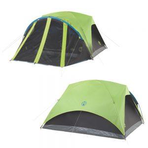 CW71864 300x300 - Coleman Carlsbad 4-Person Darkroom Tent w-Screen Room