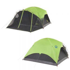CW71865 300x300 - Coleman Carlsbad 6-Person Darkroom Tent w-Screen Room